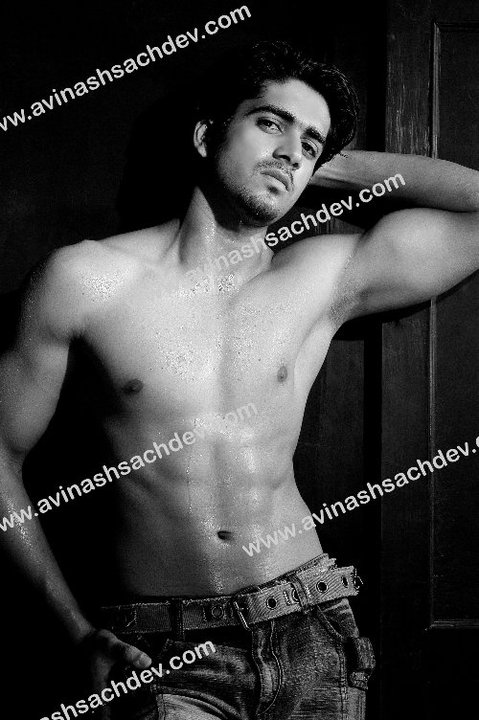 Shirtless Avinash Sachdev