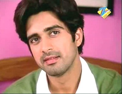 Avinash Sachdev in a still from TV daily soap