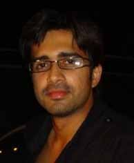 Avinash Sachdev from TV daily soap