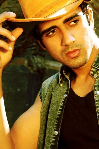 Cool Avinash Sachdev in Cowboy attire