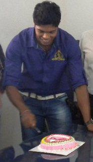 Here is wishing Umesh Yadav a very very happy birthday. - Team Umesh