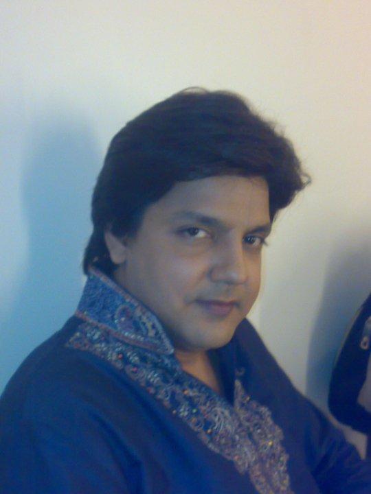 In Blue Shervani