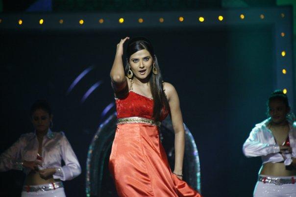 Kratika Sengar on Stage