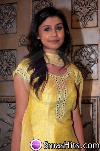In Shiny Yellow Salwar Suit