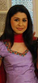 In Purple Salwar Suit