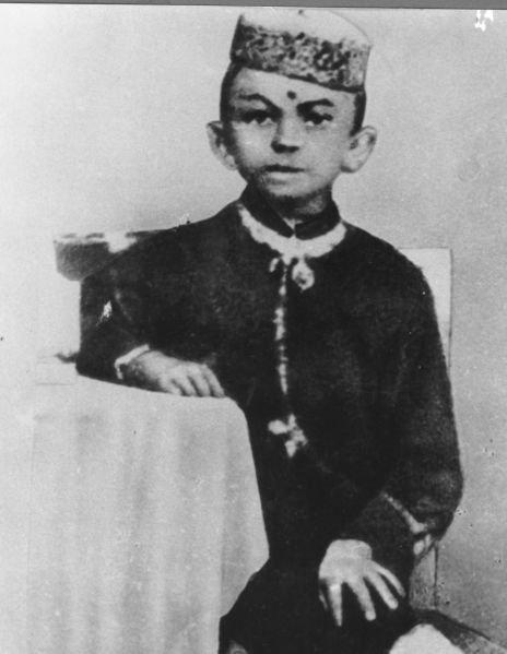 Mahatma Gandhi Young