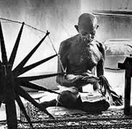 Gandhiji Charkha