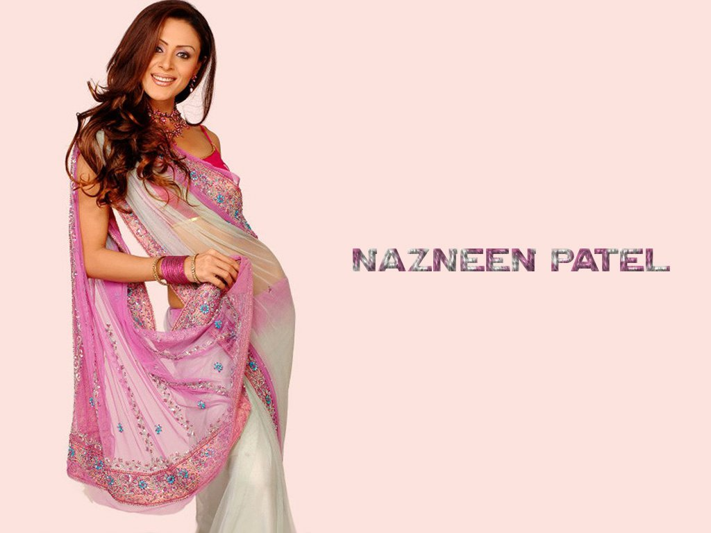 In Silver And Lite Pink Saree
