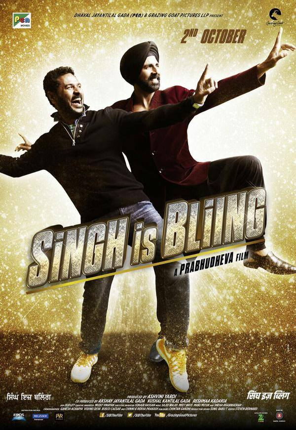 Singh Is Bliing Movie Poster-06