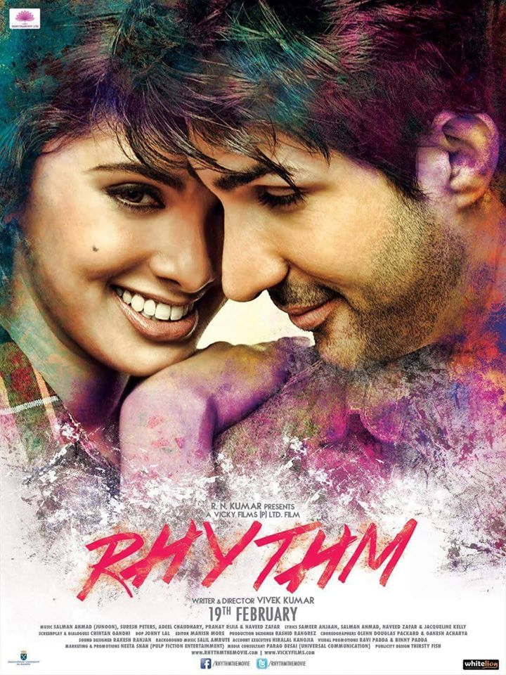 Rhythm Movie Poster-02