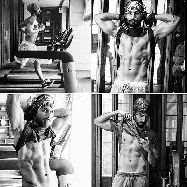 Shahid Kapoor in Tommy Singh avatar for Udta Punjab