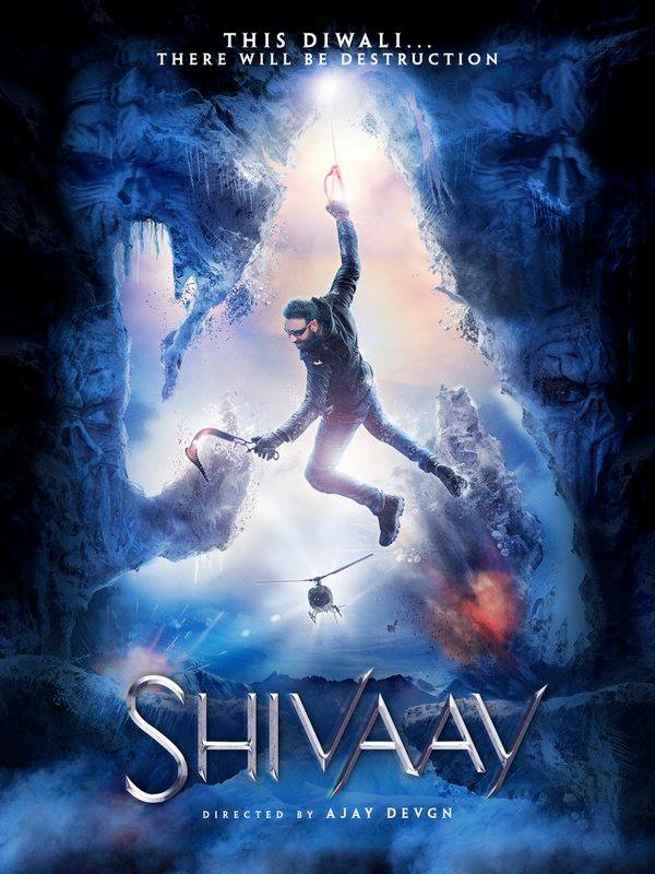 Shivaay Movie Poster-03