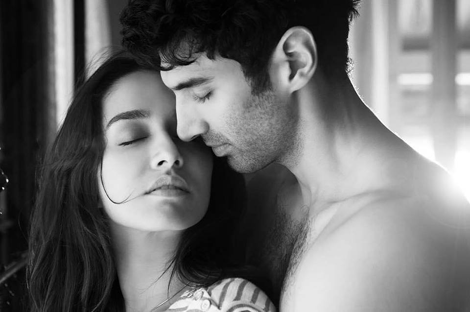 First Look - Aditya Roy Kapur and Shraddha Kapoor in Ok Janu
