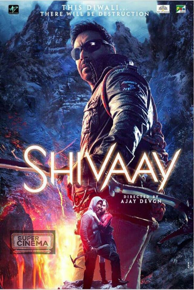 Shivaay Movie Poster-07