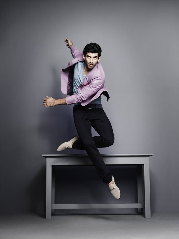 Aditya Roy Kapur Stylish Wallpaper