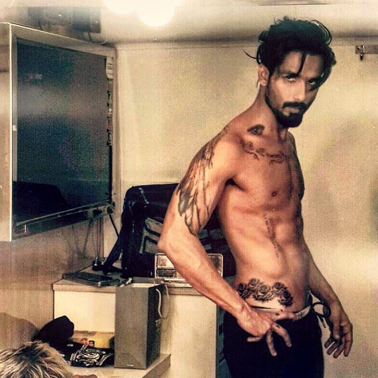 Shahid kapoor shares what it takes to make a Tommy in his upcoming movie Udta Punjab