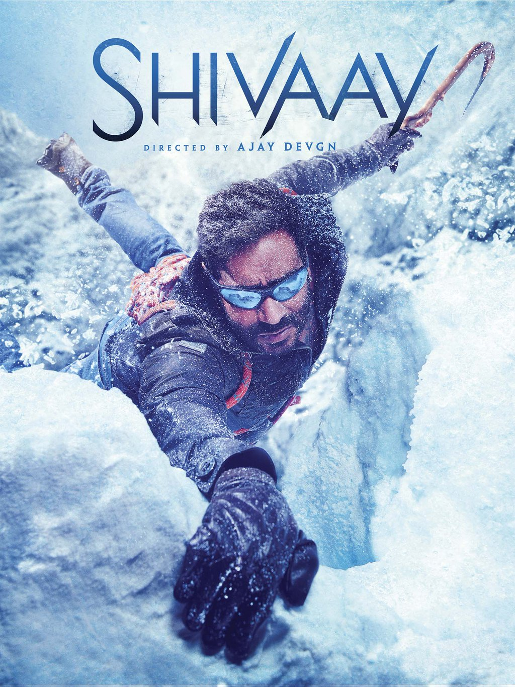 Shivaay Movie Poster-02