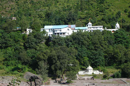 GNangali Religious Place In Poonch