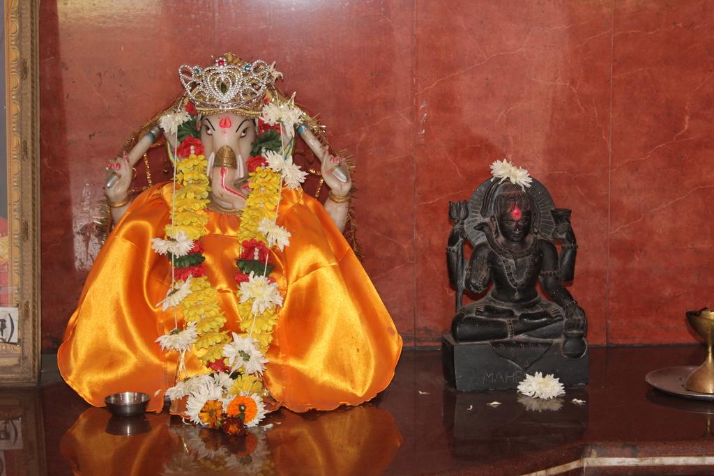 Ganesh Murti at Jagannath Dham