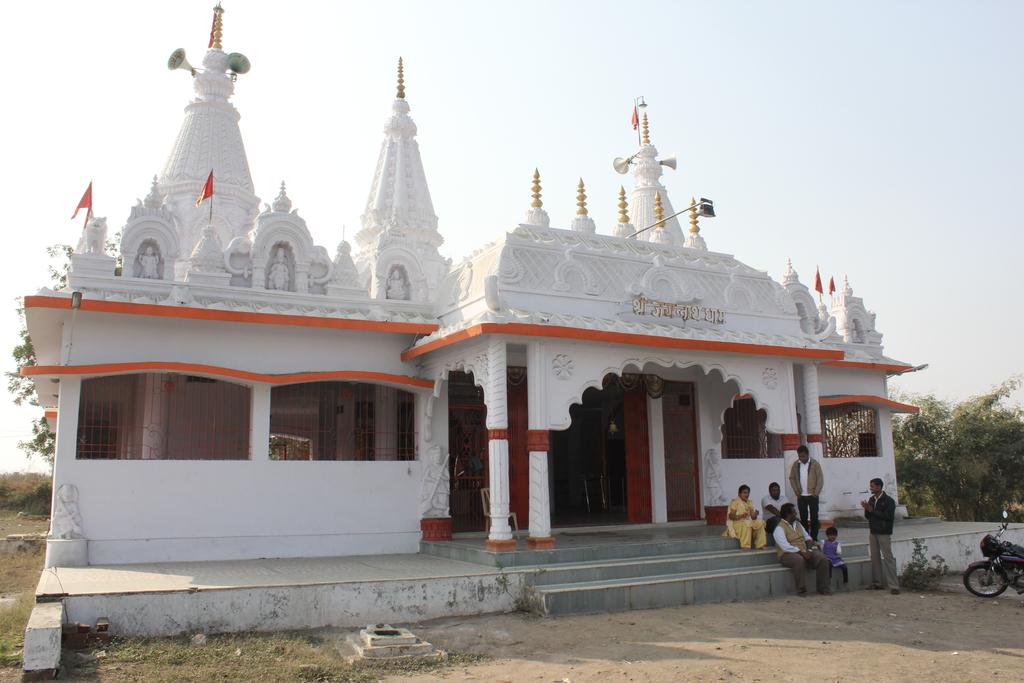 View Of Jagannath Dham