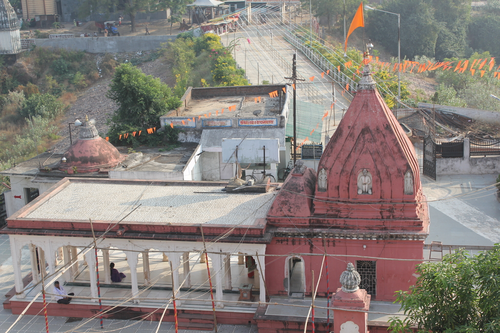 Ambhora - Close View From Shiv Temple