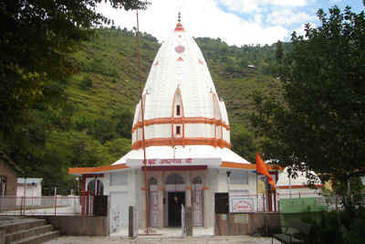 Mandi Mandir In Poonch