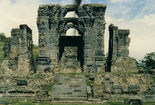 Martand Sun Temple In Shopian, Jammu and Kashmir