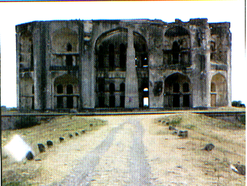 THE  BAGH RAUZA In Ahmednagar