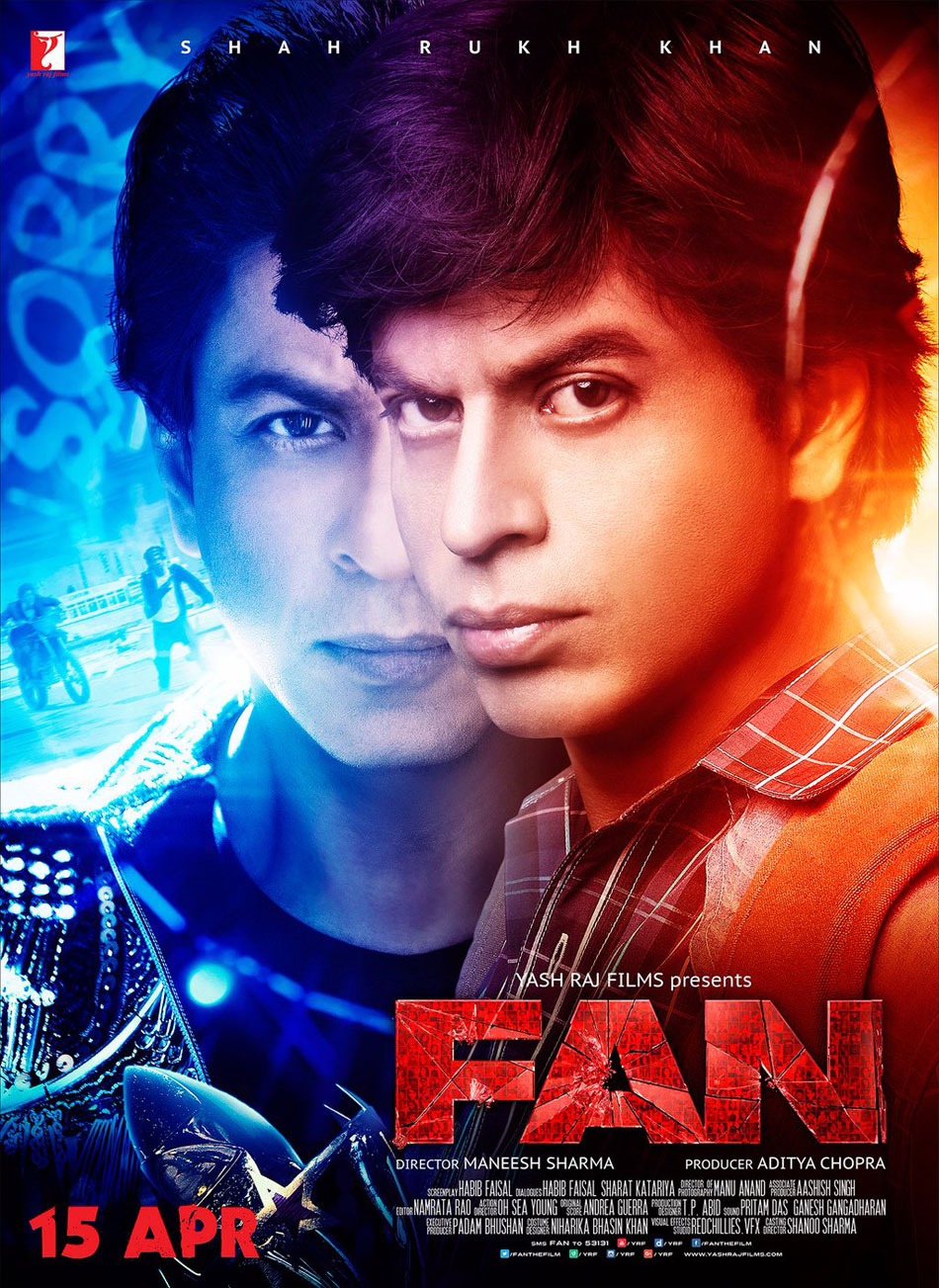 FAN Movie Poster-01