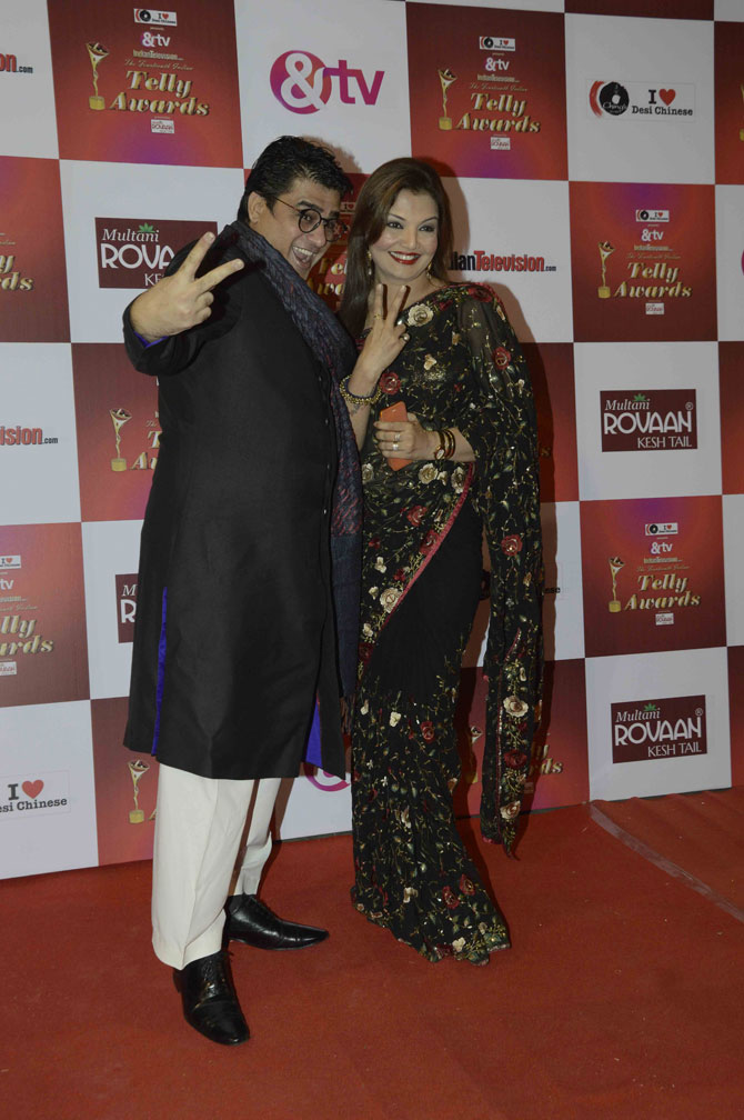 14th Indian Telly Awards 2015 Photo Gallery