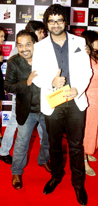 7th Royal Stag Mirchi Music Awards 2015 in Mumbai