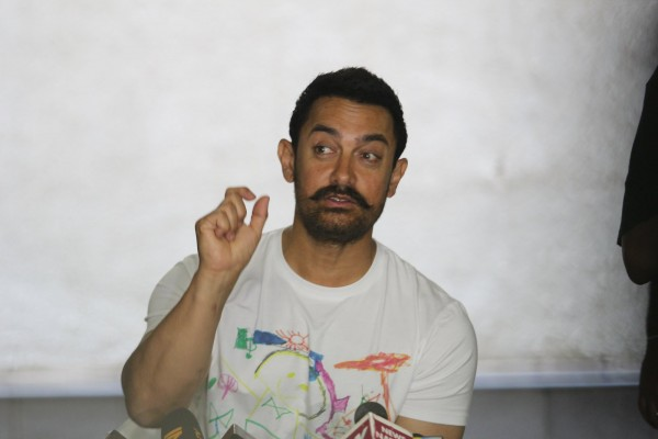Aamir Khan Celebrates 51st Birthday