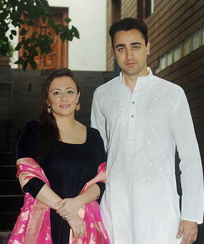Avantika Malik & Imran Khan