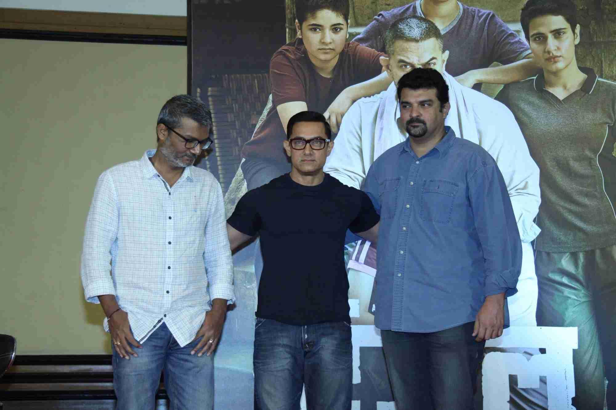 Aamir Khan & Siddharth Roy Kapur
