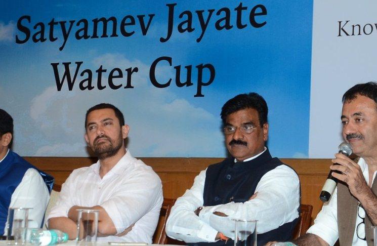 Aamir Khan at Satyamev Jayate Water Cup Event-03