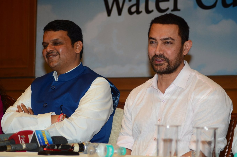 Aamir Khan at Satyamev Jayate Water Cup Event-13