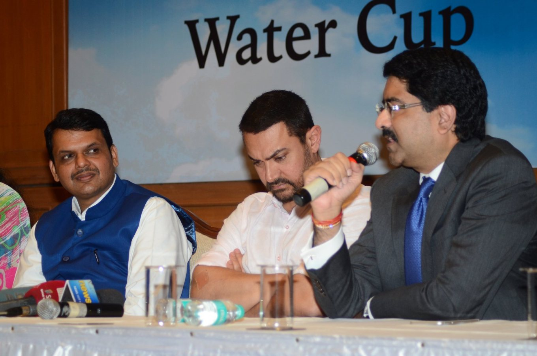 Aamir Khan at Satyamev Jayate Water Cup Event-14