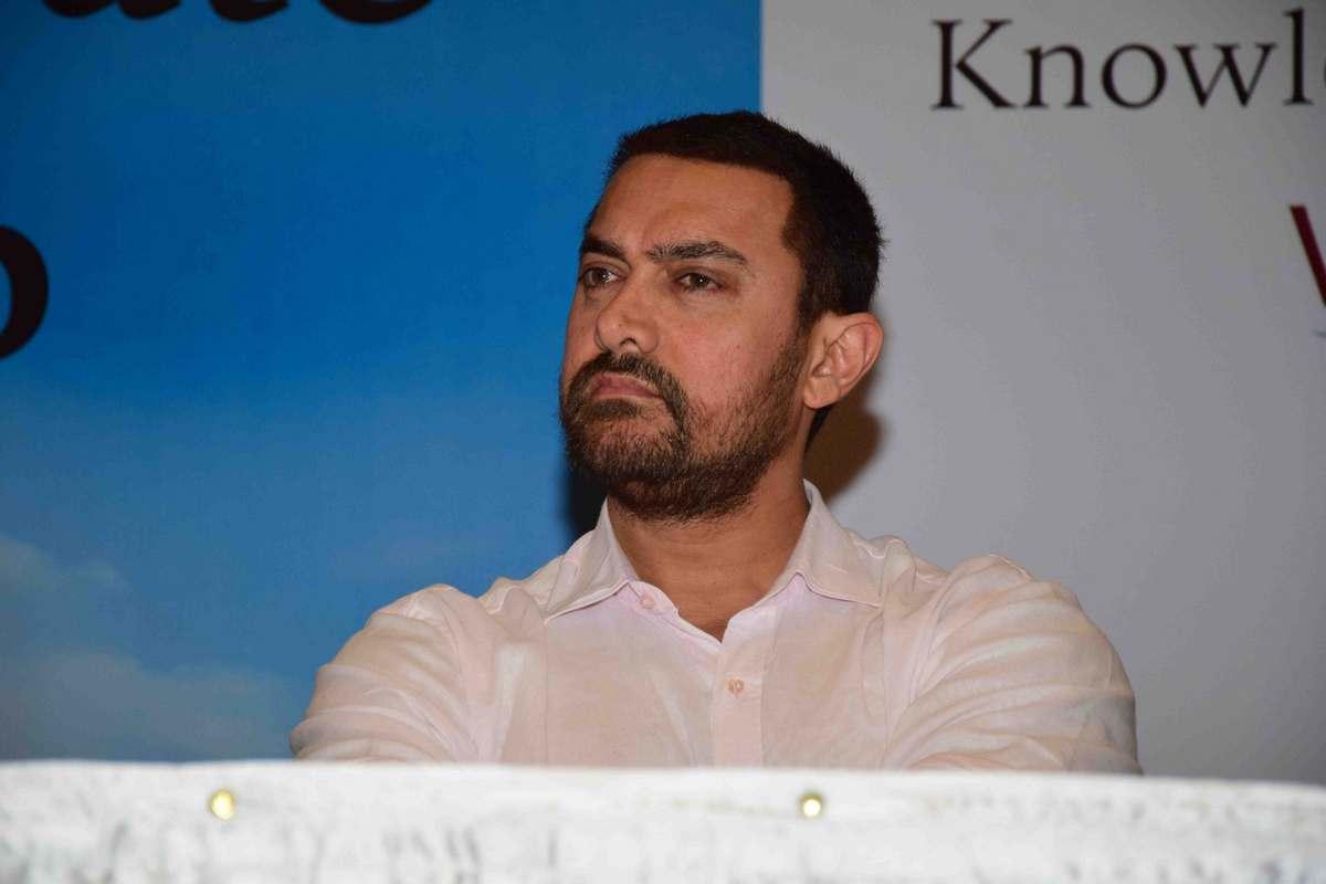 Aamir Khan at Satyamev Jayate Water Cup Event-23