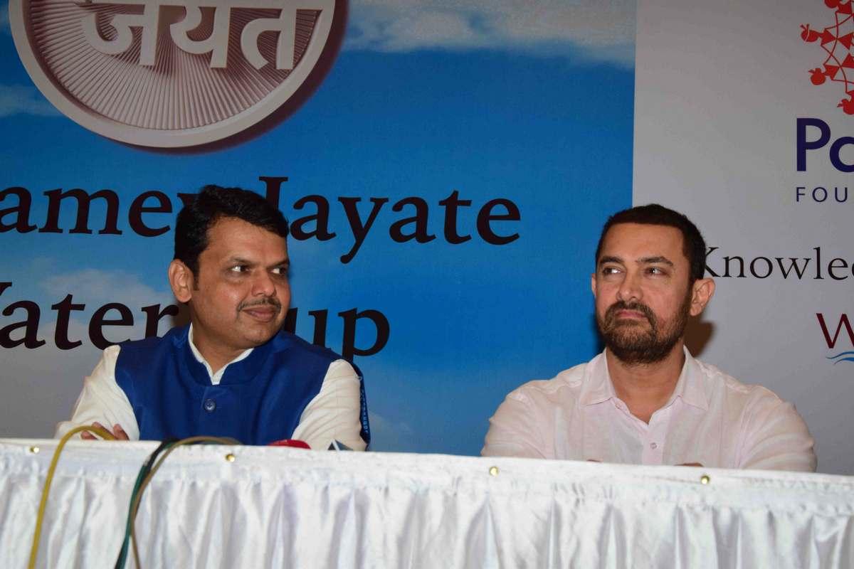 Aamir Khan at Satyamev Jayate Water Cup Event-25