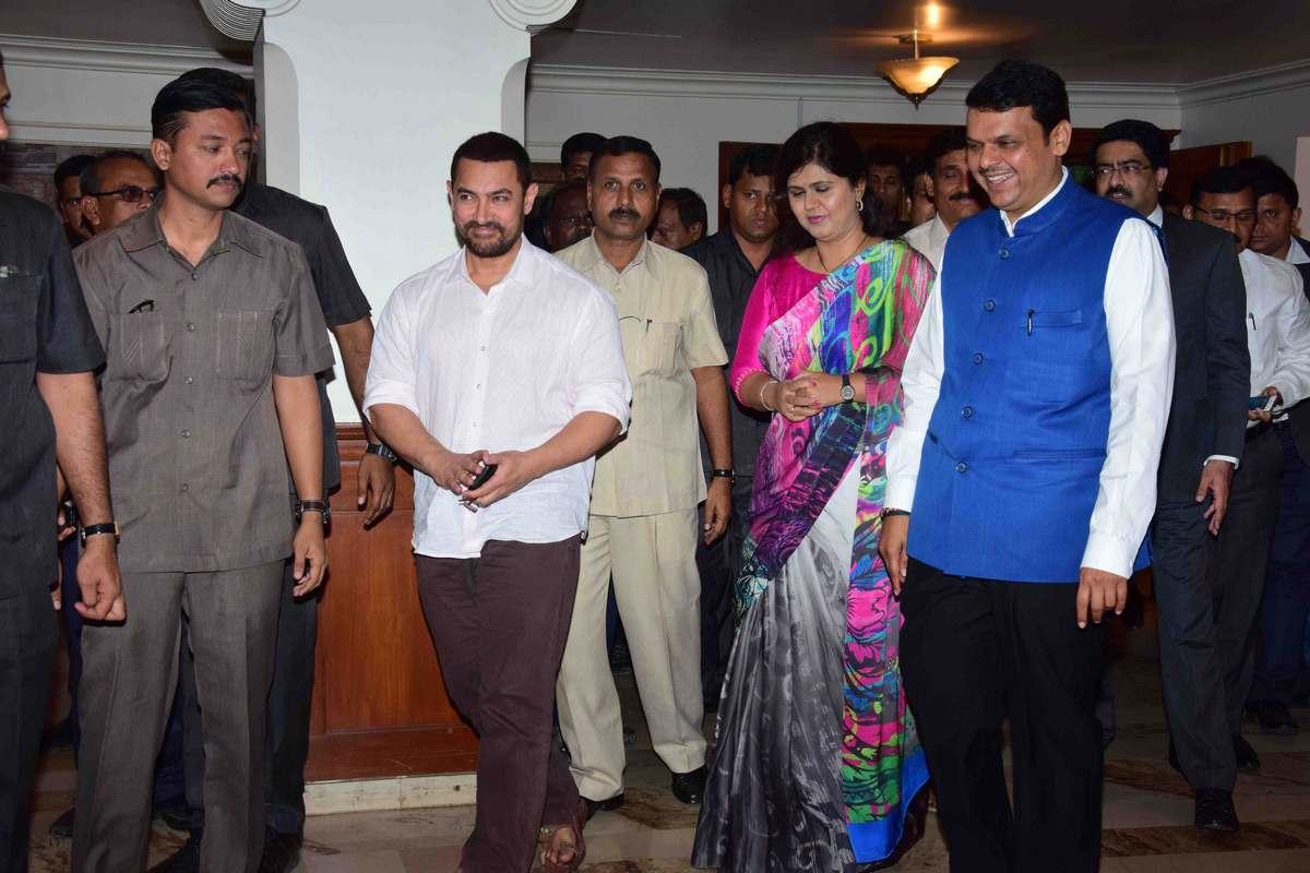Aamir Khan at Satyamev Jayate Water Cup Event-26