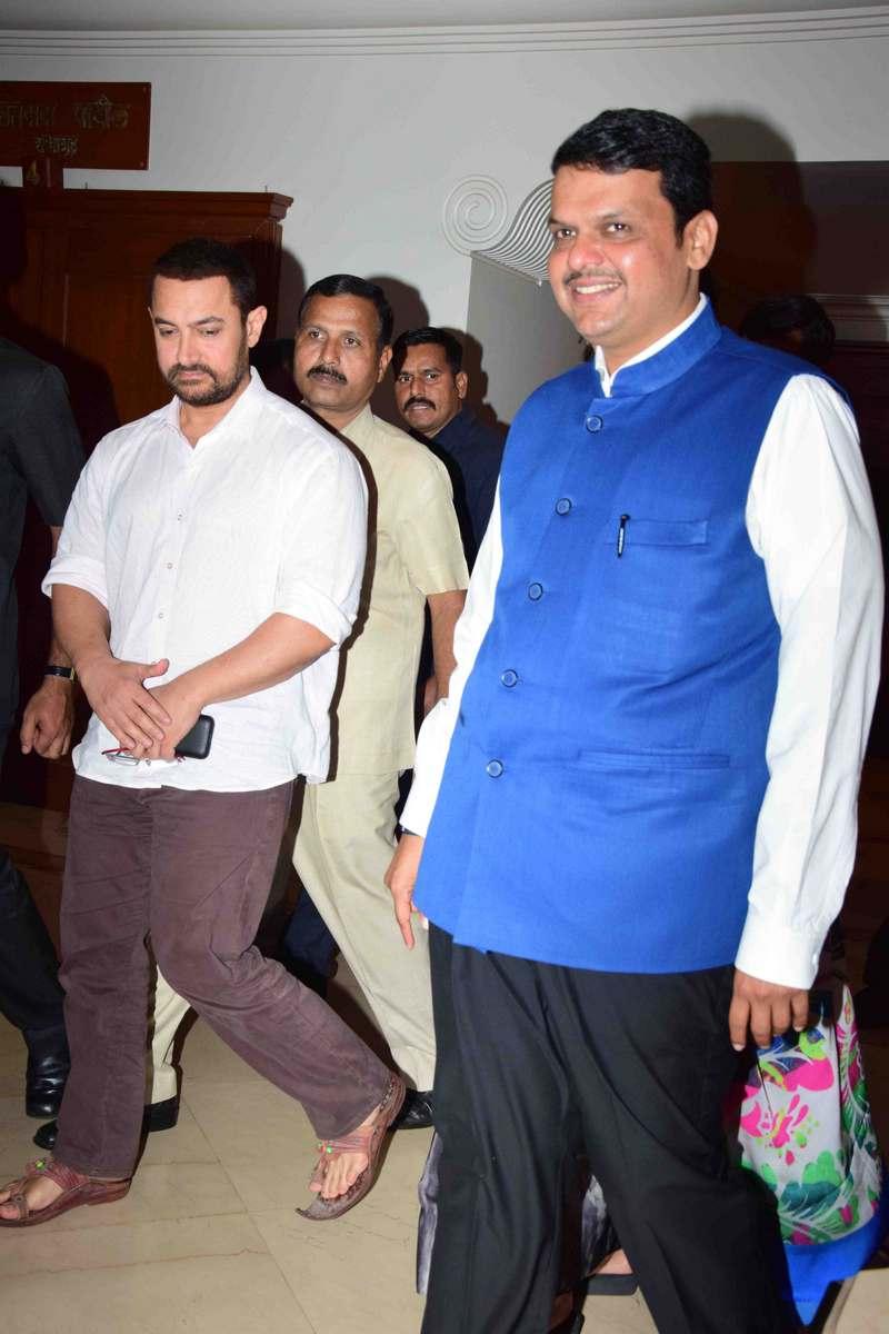 Aamir Khan at Satyamev Jayate Water Cup Event-27