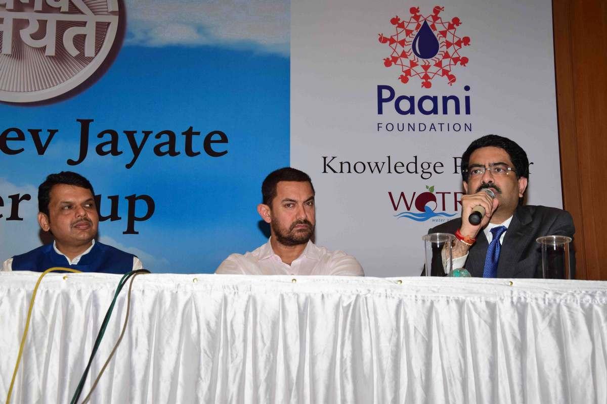 Aamir Khan at Satyamev Jayate Water Cup Event-28