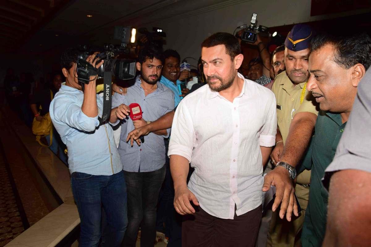 Aamir Khan at Satyamev Jayate Water Cup Event-30