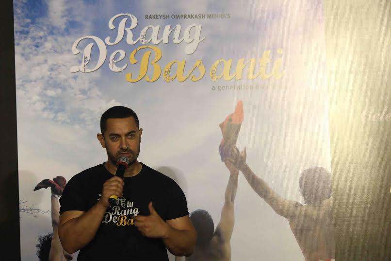 Special Screening of Rang De Basanti-12