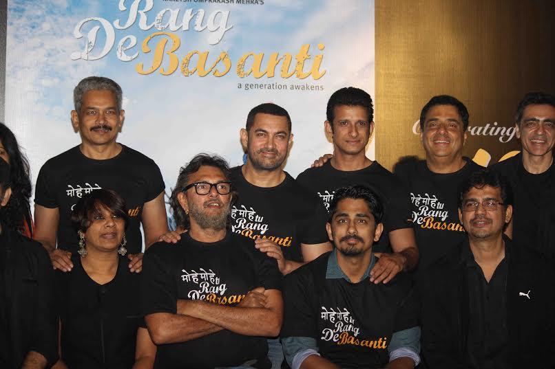 Special Screening of Rang De Basanti-16