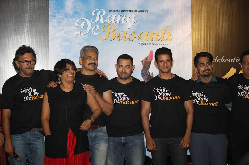 Special Screening of Rang De Basanti-17