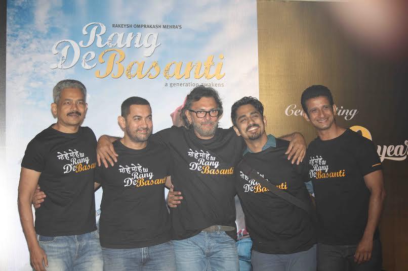 Special Screening of Rang De Basanti-18