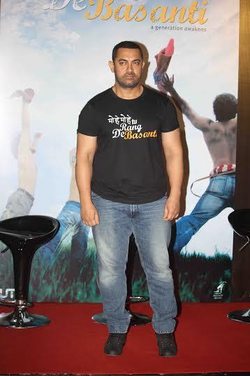 Special Screening of Rang De Basanti-19