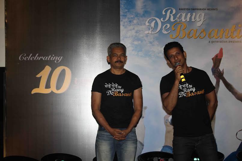 Special Screening of Rang De Basanti-24