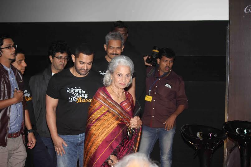 Special Screening of Rang De Basanti-25